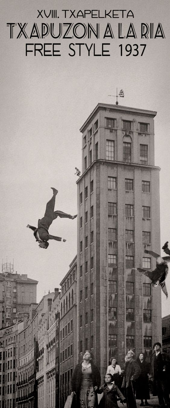 Campeonato de saltos 1937